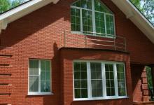ПВХ-окна для дома